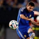Messi Tetap Pemain Terbaik Walau Gagal Juara PD 2014