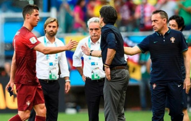 Upil Joachim Loew Kepada Ronaldo