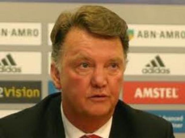 Van Gaal : Seharusnya Kami Menang 3 – 0