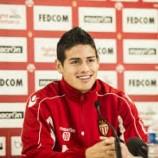 James Rodriguez Tidak Masuk Daftar Jual AS Monaco