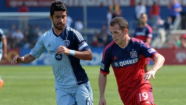 Prediksi Skor Sporting Kansas City Vs Chicago Fire 7 Juli 2014 MLS