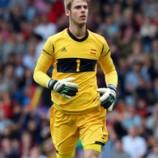 David De Gea Ikut Skuat Tim Menyaksikan Pertandingan Spanyol Lawan Jerman