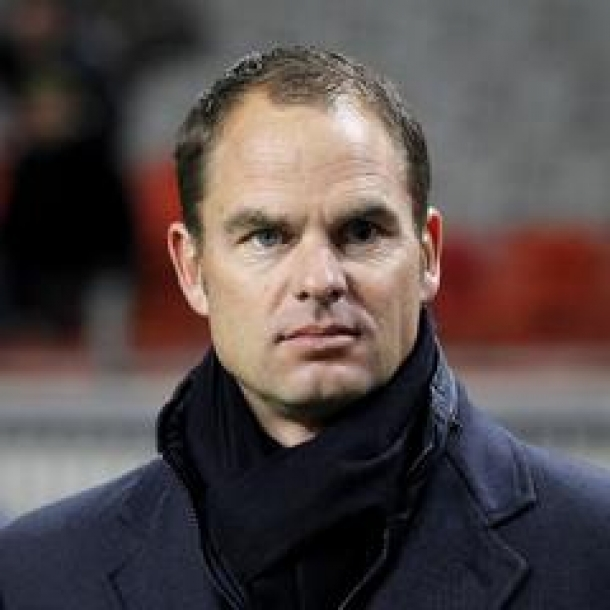 Frank De Boer Ingin Melihat Timnya Percaya Diri Hadapi Barcelona