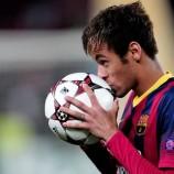 Cedera, Akhirnya Neymar Out Dari Skuad Barca Kontra Kubu Getafe