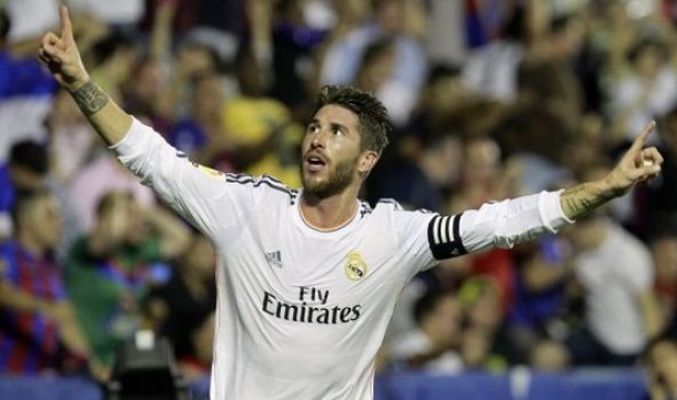 Sergio Ramos: Kubu Real Madrid Merupakan Tim Tuhan