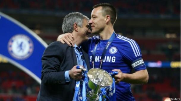 Jose Mourinho Berikan Pujian Terhadap John Terry