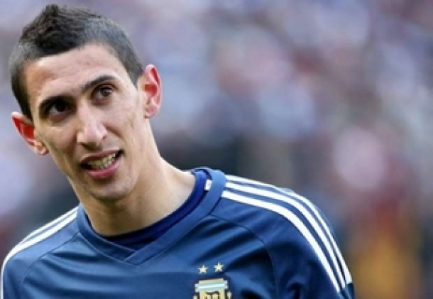 Angel Di Maria Ingin Jadi Legendearis Argentin