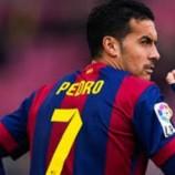 Barcelona Pertahankan Pedro?