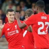 Liverpool Meraih Kemenangan 2 Gol Tanpa Balas