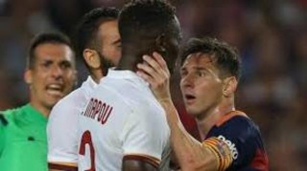 Messi Kembali Lolos Dari Ganjaran Kartu Merah Wasit