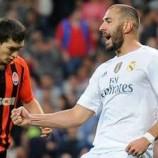 Karim Benzema Cukup Puas Dengan Kemenangan Atas Shakhtar Donetsk